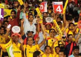 Chennai-Super-Kings Fans
