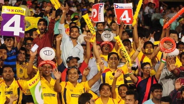Chennai-Super-Kings Fans