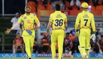 Chennai Super Kings win