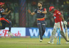 Delhi Daredevils VS Kings 11 Punjab