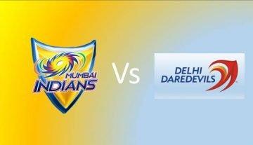 Delhi Daredevils Vs Mumbai Indians