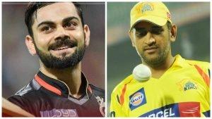 Royal Challengers VS Chennai Super Kings