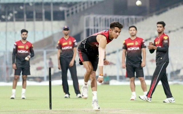 Kamlesh Nagarkoti Ruled Out Of IPL 2018