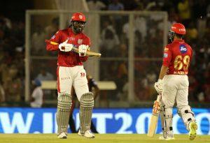 Kings 11 Punjab VS Sunrisers Hydrabad