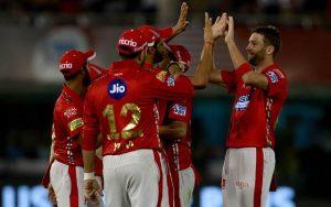 Kings 11 Punjab win