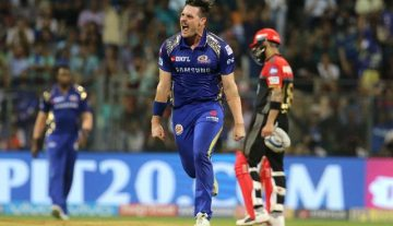 Mumbai Indian beat RCB