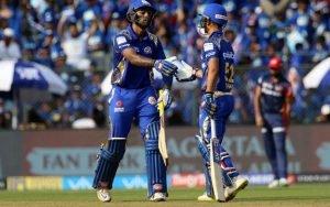 Mumbai Indians Batting