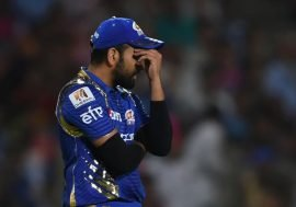 Rohit Sharma disappointed after mumbai loss