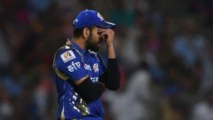 Rohit Sharma disappointed after mumbai loss