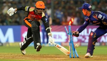 Sunrisers Hydrabad VS Mumbai Indians