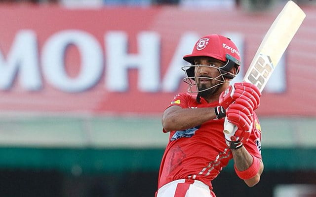 KL Rahul hits half century in just 14 balls