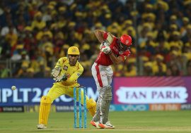 Chennai Super Kings VS Kings XI Punjab