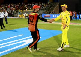 Chennai Super Kings VS Sunrisers Hydrabad