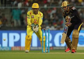 Chennai Super Kings lost to KKR