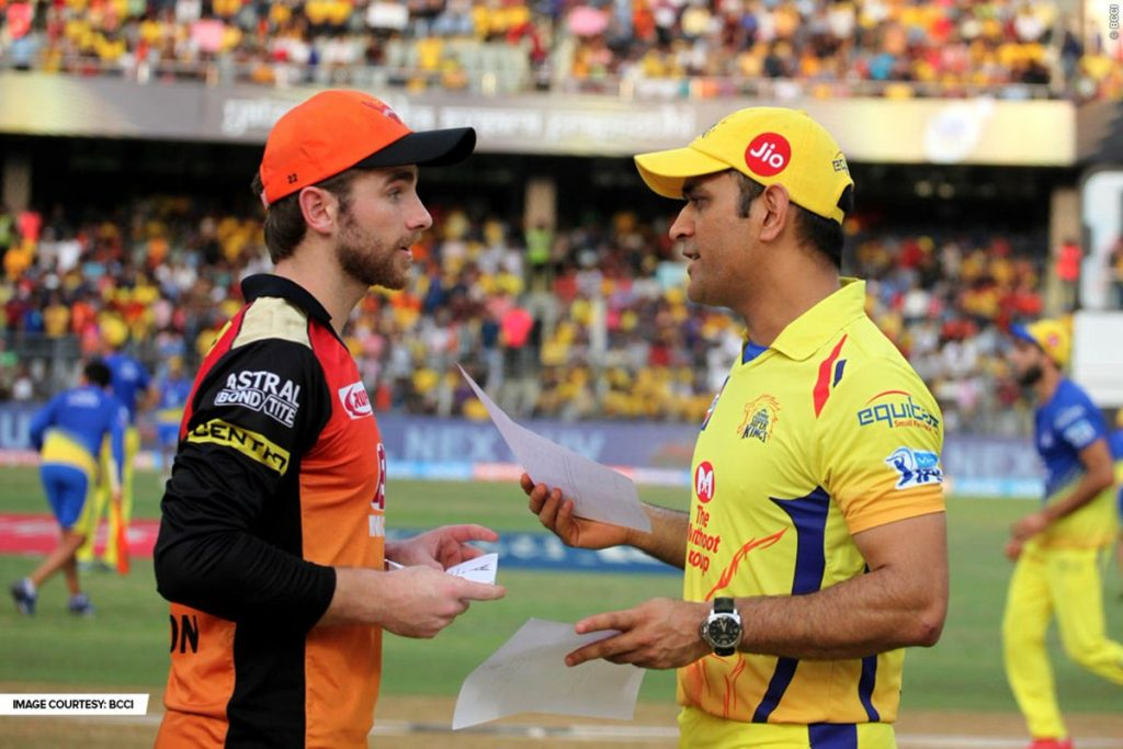 Dhoni and Wiliamson