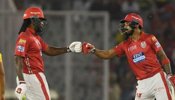 Gayle and Rahul