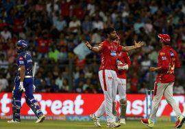 Kings XI Punjab vs Mumbai Indians