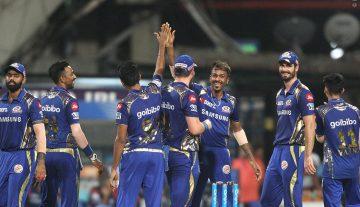 MUMBAI win against KKR
