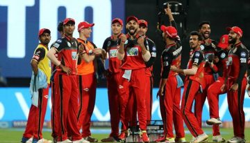 RCB Win against Mumbai Indians