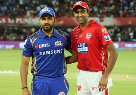 Rohit Sharma vs R Ashwin