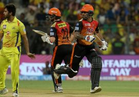 Shikhar Dhawan, Williamson
