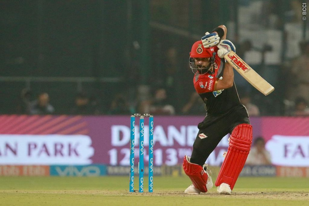 Virat Kohli find it difficult to play spinners
