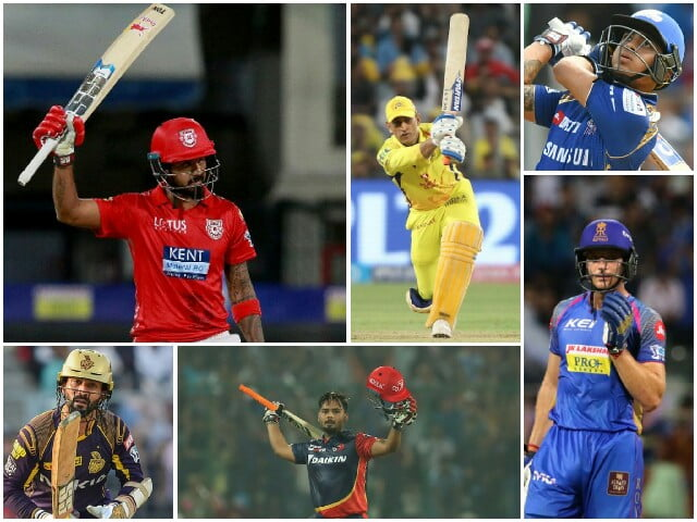 WicketKeepers A massive hitters of ipl 2018
