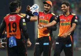 SRH bowlers