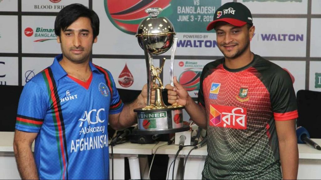 Afganistan VS Bangladesh