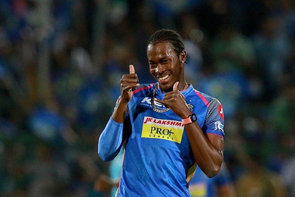 jofra Archer IN IPL