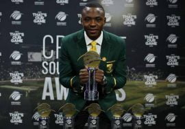 Kagiso Rabada bags 6 awards