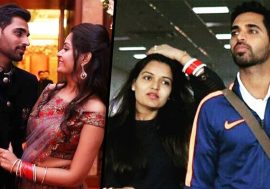bhuvi with nupur
