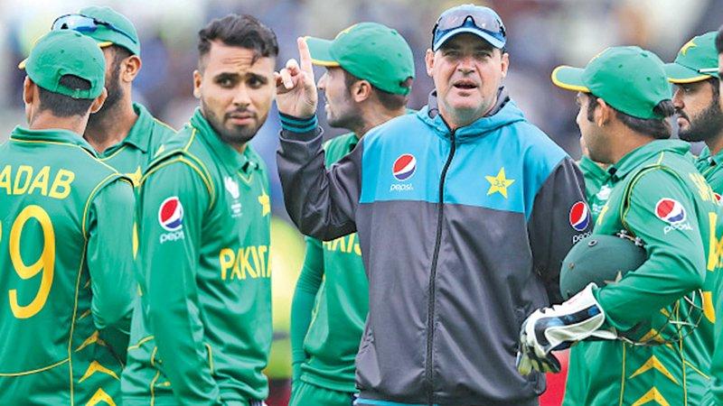 Pakistan coach Mikki Aruthor